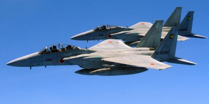 日媒:过去9个月自卫队针对中国战机紧急升空476次