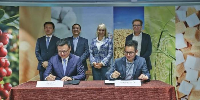 瑞幸咖啡与路易达孚签署协议 共建果汁合资公司