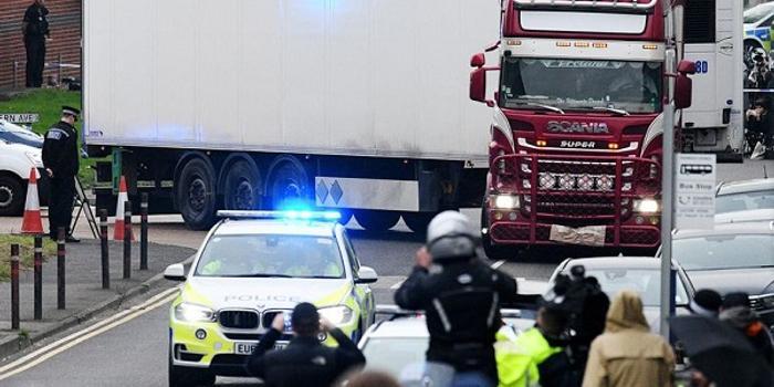 """英国货车案:全球性偷渡蛇头""""张先生""""被警方锁定"""