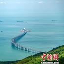 """香港复活节假期75万人次经""""一桥一铁""""出入境"""