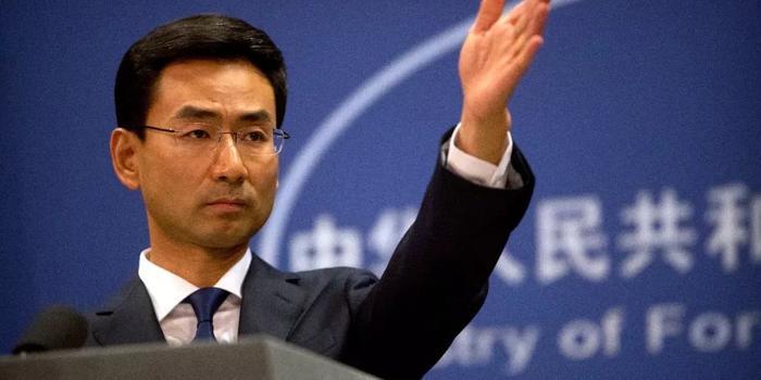 美國務院對中國外交官活動設限 外交部嚴正回應