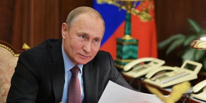 俄媒曝光普京2019年行程:这几件大事都与中国有关