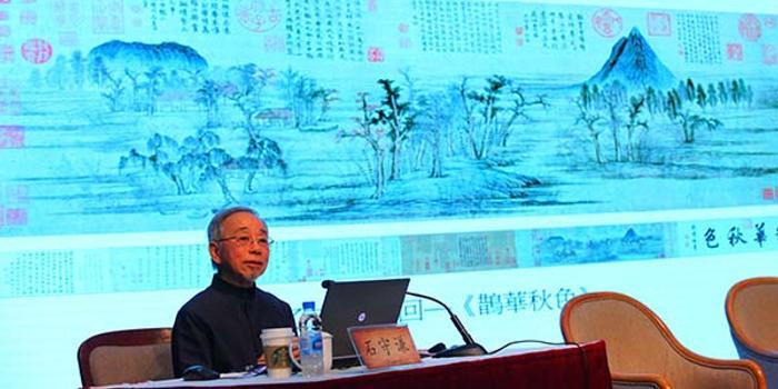 他有一个很重要的学生叫王时敏.
