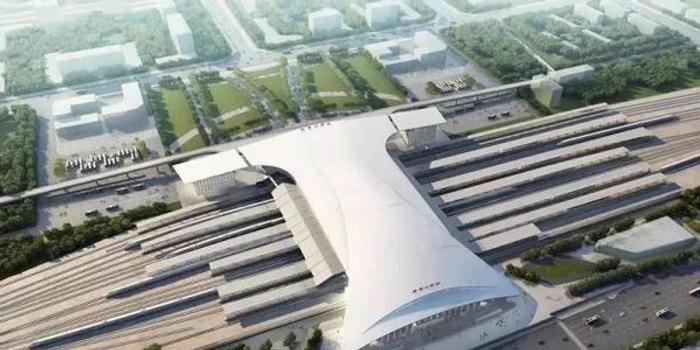 河北2座火车站启用新名 张家口南站更名张家口站
