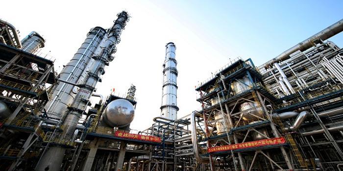 中國石化海南煉化百萬噸芳烴項目建成投產