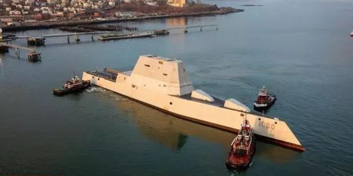 美军最先进隐形战舰服役3年仍不能作战