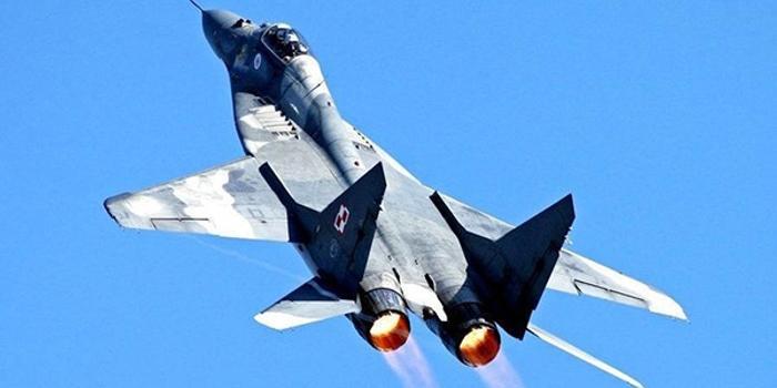 蒙古空军接收两架米格29 首次拥有第三代战机