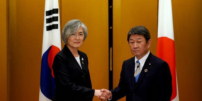 韩推迟终止韩日军情协定 拟协调下月举行