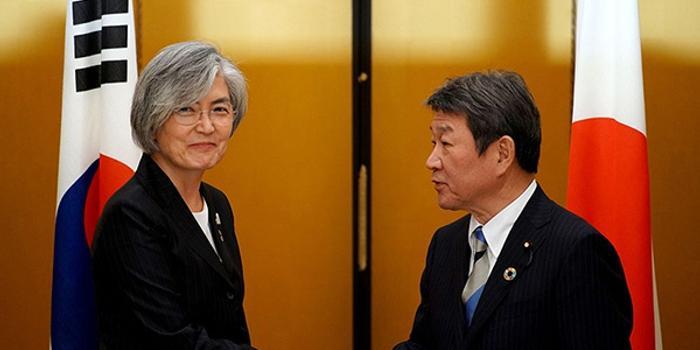 韩外长回应延长军情协定:正协调下月韩日首脑会谈