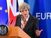 脱欧协议草案引发政治风暴 英国脱欧不确定性增加