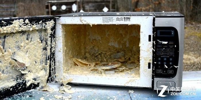 微波炉怎么清洁?看完我简直惊呆了