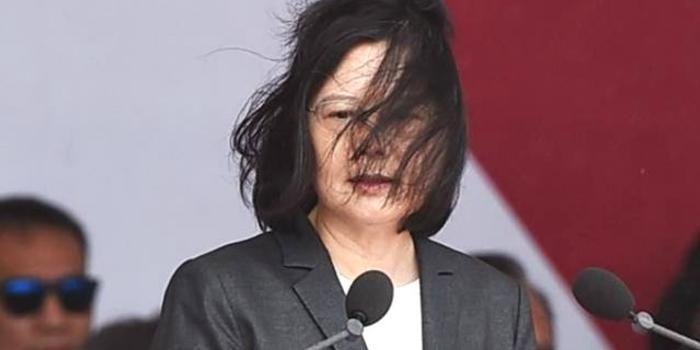 麻将秘诀_蔡英文再次诬蔑大陆干预选举 台网友:她真的慌了