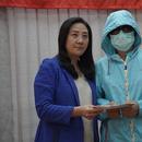 香港被燒傷李伯太太:丈夫兩場手術後仍未脫離危險