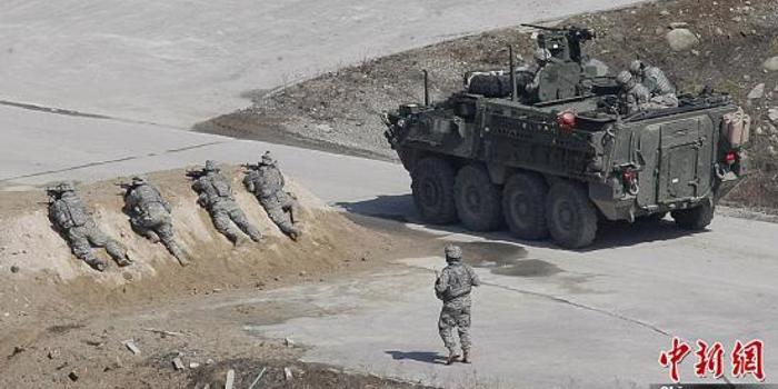 """韩美两军正在讨论是否推迟""""警戒王牌""""联合军演"""