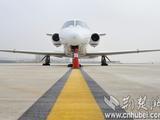 武汉天河机场第二跑道完成校飞 6月底启用(图)