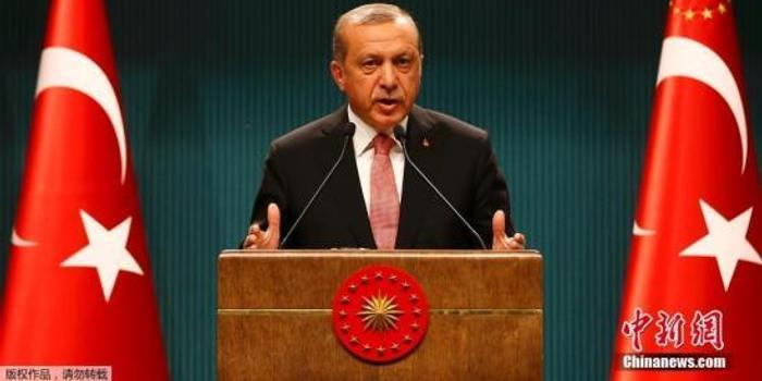 埃尔多安:库尔德人若未完全撤出 将继续攻打叙利亚