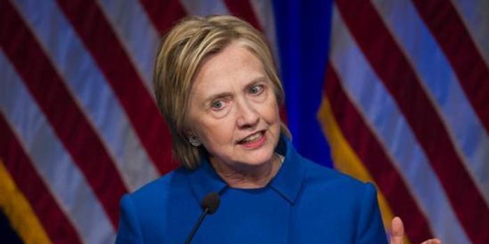 希拉里将再次竞选美国总统?克林顿这样说