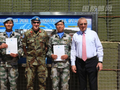 中国维和部队获联合国驻黎巴嫩临时部队司令嘉奖(图)
