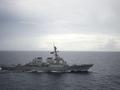 美海军多次提出南海自由航行 被特朗普政府压制