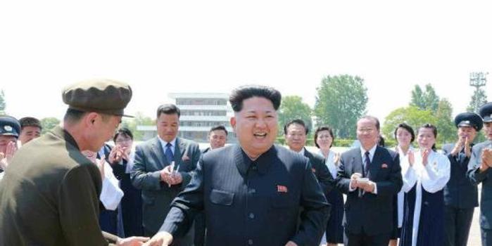 金正恩视察朝鲜西部前线部队:军队要做好战斗准备