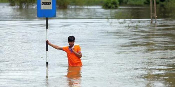 斯里兰卡洪灾已致151人死亡 多地区仍将出现暴雨
