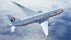 东航乘客讲述惊险一刻:两次剧烈颠簸 有人当场昏迷