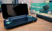 任天堂新2DSXL开箱&尺寸对比 长度与switch本体相当!