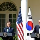 美韓領導人會晤討論朝鮮半島問題