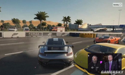 好莱坞大咖试玩《极限竞速7》:酒后开车横冲直撞