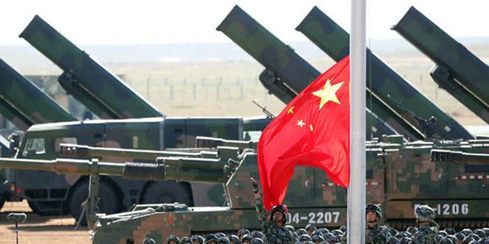 2019年军事实力排行_庆祝中国人民解放军建军90周年阅兵 受阅部队整装待