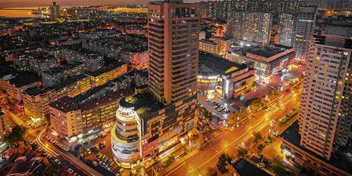 2012年11月,青岛部分行政区划实施调整:撤销青岛市市北区,四方区