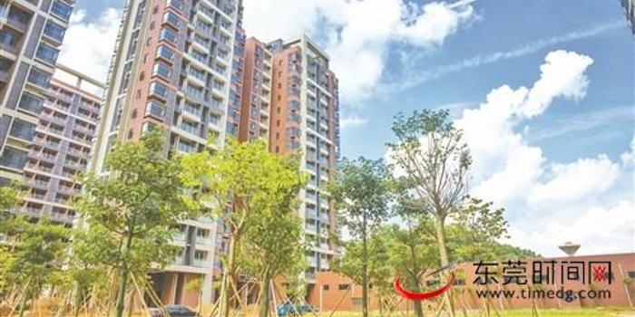 松山湖高端人才公租房开放申请啦 新增3000多套人才公寓