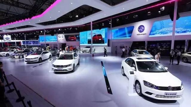 成都车展参展品牌创纪录 成都汽车行业迎来大发展