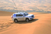 沙漠试驾新哈弗H9,英雄本色!