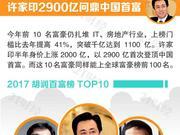 不创业也能成为亿万富豪?一图看懂中国首富变迁史