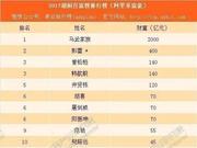 阿里系怼胡润百富榜:我要有34亿 直播铁锅炖自己