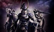 《最终幻想:纷争》PS4封面公布 克劳德雷霆姐帅爆