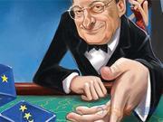 欧洲央行缩减声明公布 欧元骤跌近200点