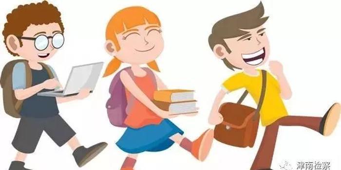 【普法教育】津南区检察院未成年人普法教育在行动