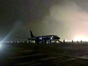 南航火警航班乘客回忆:当时飞机上空气差点凝固了