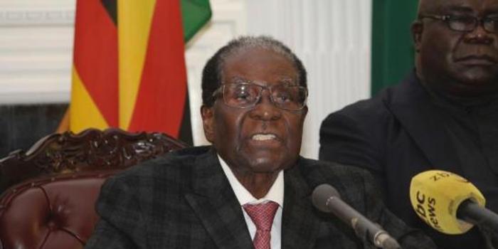 津巴布韦前总统穆加贝逝世 家人:此前身体不佳