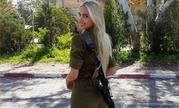 让战斗民族都沉沦的妖精 以色列女兵Maria一夜爆红