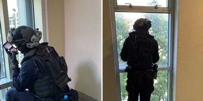 偷拍暴露警队行动细节 香港历史博物馆职员被捕
