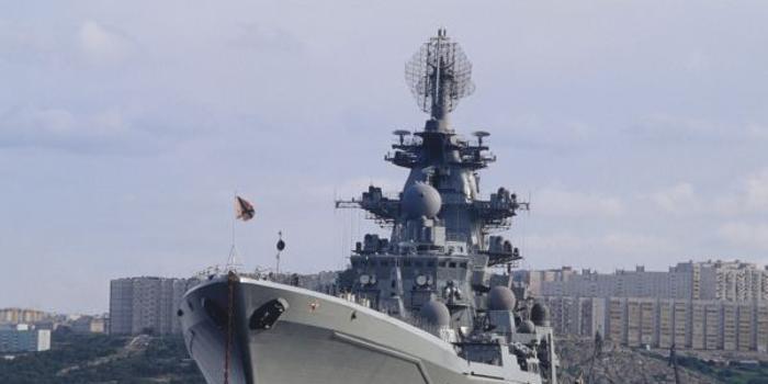 """美专家称俄罗斯这款巡洋舰将成世界""""最强战舰"""""""