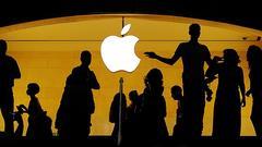 苹果股价大涨逾2%创历史新高 市值超过1万亿美元