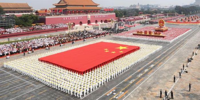 外媒高度关注中国盛大阅兵:恢宏盛典惊艳世界