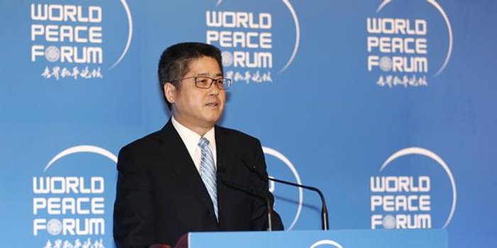 乐玉成副外长谈贸易战:谁搞霸权主终将不会得逞