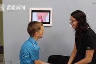 5岁男孩不会说话被疑痴呆 看完牙医奇迹开口了