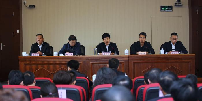 北京一市级机构挂牌 三个区领导调整(图)
