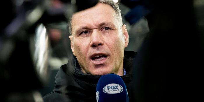 口没遮拦 范巴斯滕因纳粹用语被电视台停职